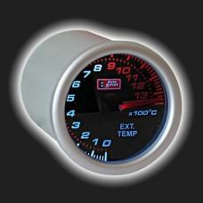 AUTO GAUGE izplūdes gāzu temperatūras mērītājs