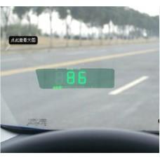 AUTO GAUGE pārvietošanās ātruma projektors