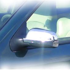 AUDI A3(..-00), A4, A6(97-99) CHROM spoguļu uzlikas